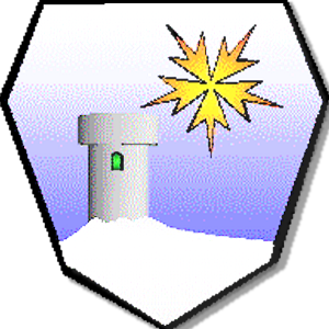 The Cailore Simulation Designs logo from 1995.
