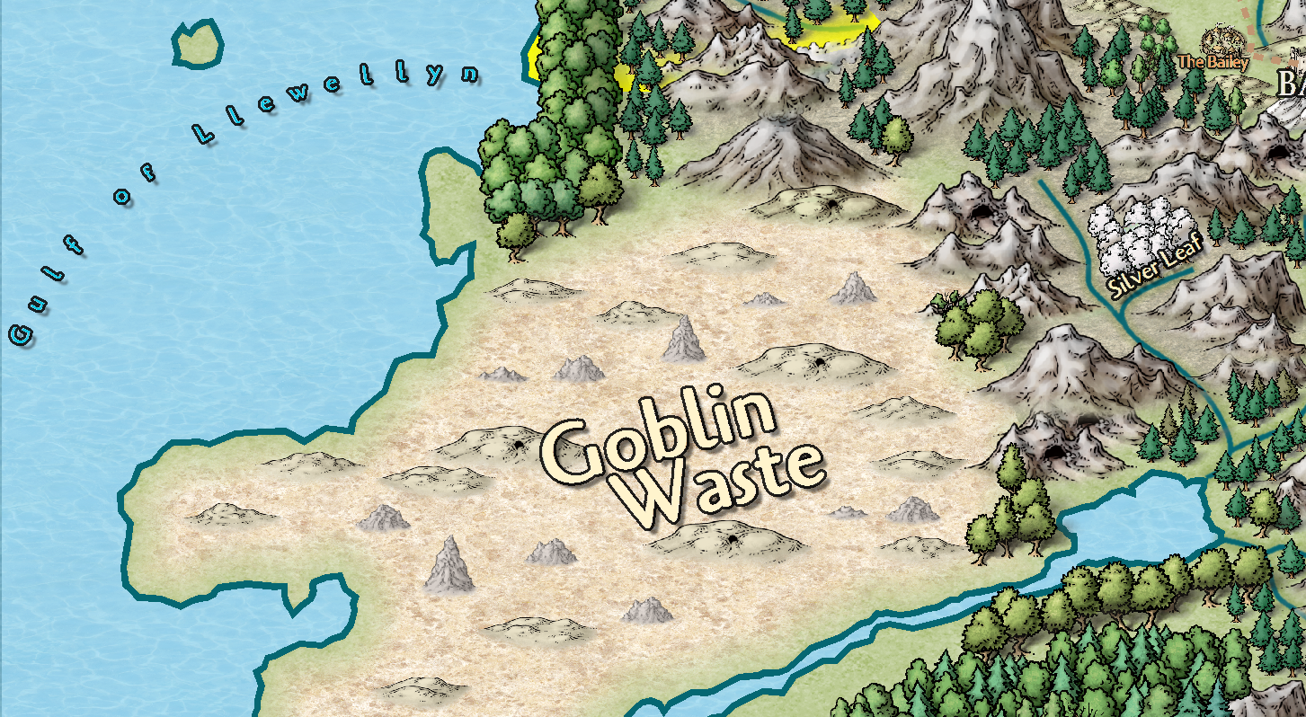 The Goblin Waste